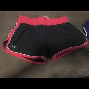 Pants - Under Armor shorts